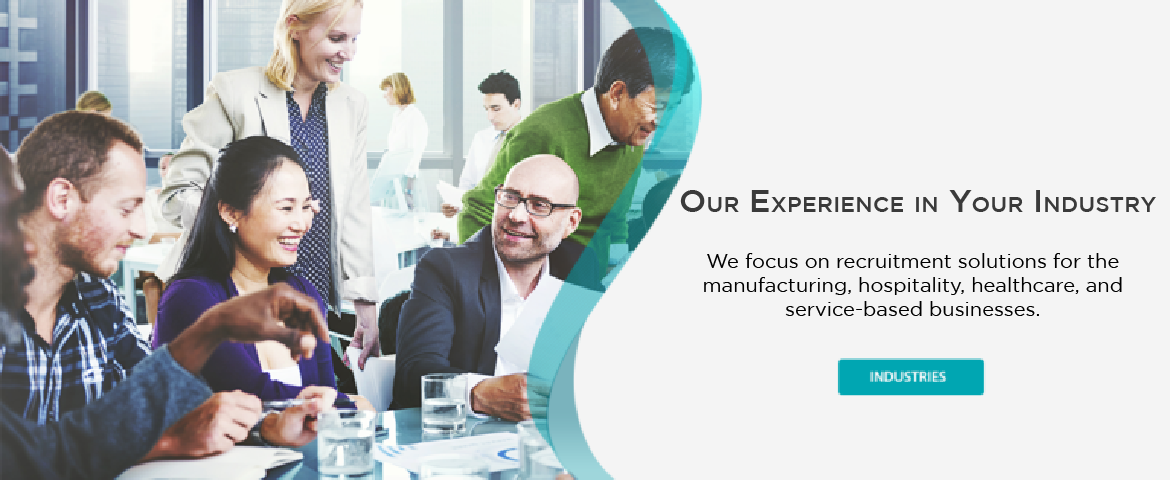 Our Experience in Your Industry