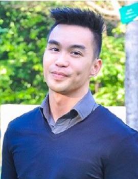 Roy Reyes headshot