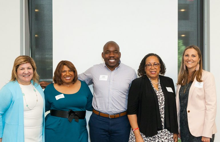 Risch Results team and unconscious bias panelists
